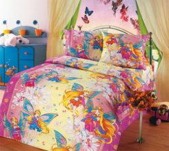 Детское постельное белье для девочек 2