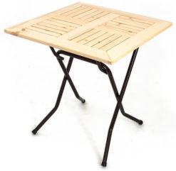 Складной стол реечный Флоренция-77 (25 РСО ПНР) 1
