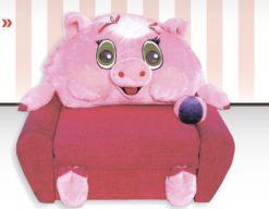 Детский диван Хрюня 1