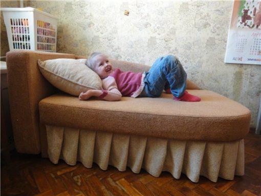 Детский диван Аленка 3