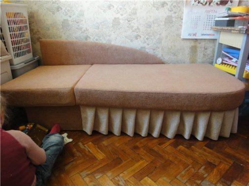 Детский диван Аленка 4