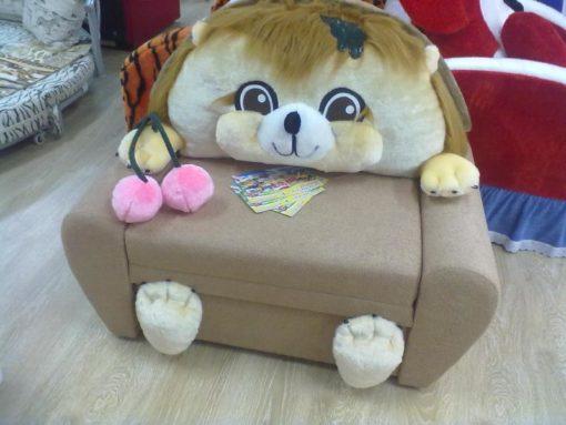 Детский диван Ежик 3