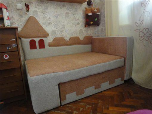 Детский диван Замок 3