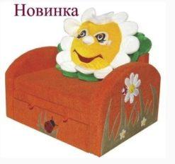 Детский диван Ромашка 1