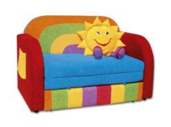 Детский диван Радуга 1