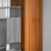Шкаф для белья-9 однодверный Элегия 1