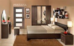 Модульная спальня Милана-1 1