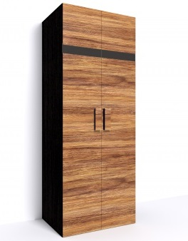 Шкаф для одежды-1 двухдверный Hyper 1
