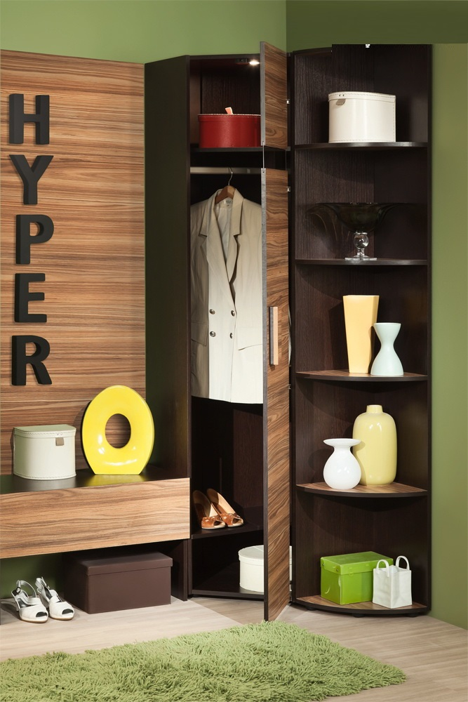 Купить шкаф угловой-2 hyper недорого в спб. большой выбор, с.