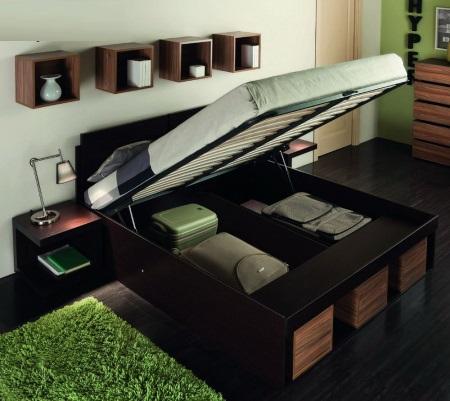 Кровать Hyper с подъемным механизмом 3