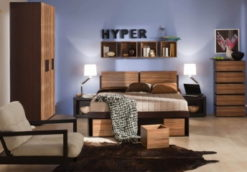 Модульная спальня Hyper-1 1