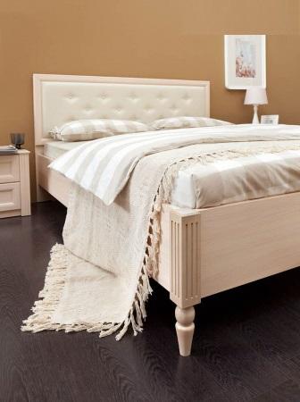 Кровать Montpellier с основанием 140/160/180 1