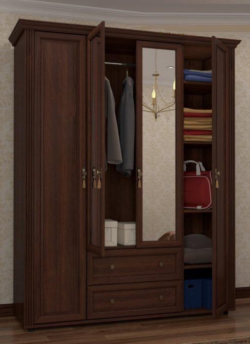 Шкаф для одежды и белья-2 Montpellier 3