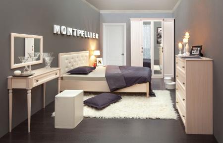 """Модульная спальня """"Montpellier-2"""" 1"""