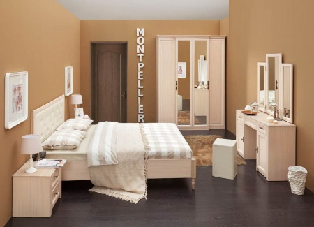 """Модульная спальня """"Montpellier-3"""" 1"""