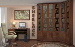 Модульная библиотека Sherlock-2 1
