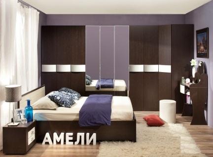 Модульная спальня Aмели-1 1