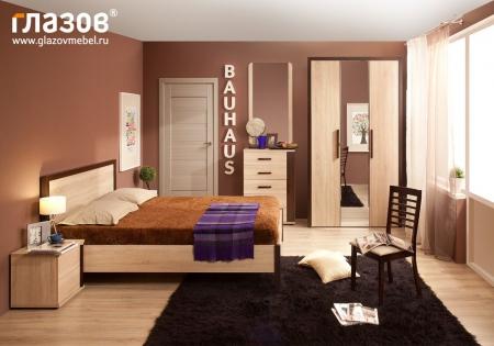 Модульная спальня BAUHAUS-1 1