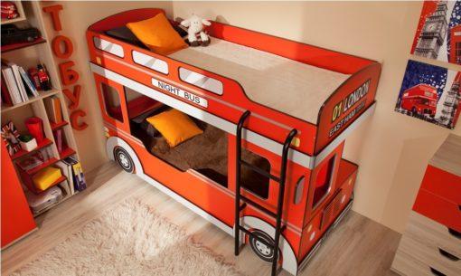 Кровать-1 Автобус 1