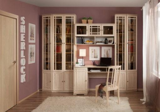 Шкаф для книг-35 Sherlock 3