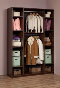 Шкаф для одежды и белья-60 Sherlock 2