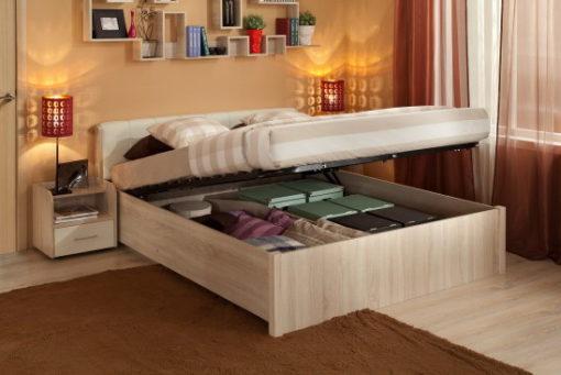 Кровать с орт. основанием Berlin 1400/1600/1800 1