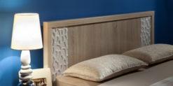 Кровать двуспальная с подъемным механизмом 1400/1600/1800 WYSPAA 2