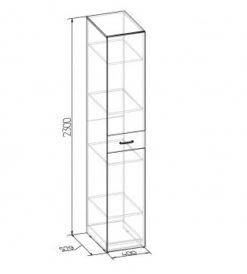 Шкаф для белья-34 WYSPAA 2