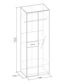 Шкаф для белья-35 WYSPAA 2