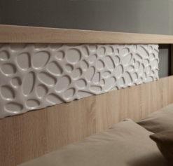 Кровать двуспальная-2 WYSPAA 2