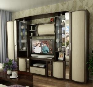 Модульная гостиная Кристина-3 2