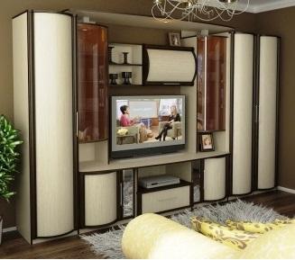 Модульная гостиная Кристина-3 1