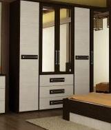 Шкаф 4-х створчатый Комфорт-1 1