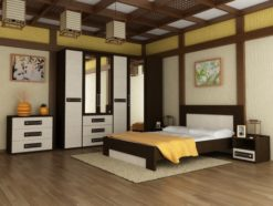 Модульная спальня Комфорт-1 1