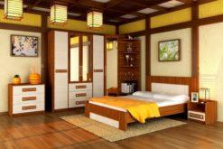 Модульная спальня Комфорт-1 2