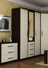 Шкаф 3-х створчатый Комфорт-2 1