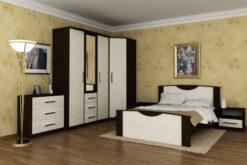 Модульная спальня Комфорт-2 1
