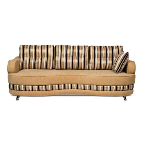 Диван Рокки-2 (волна) с подушками 1