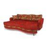 Диван Рокки-2 (волна) с подушками 4