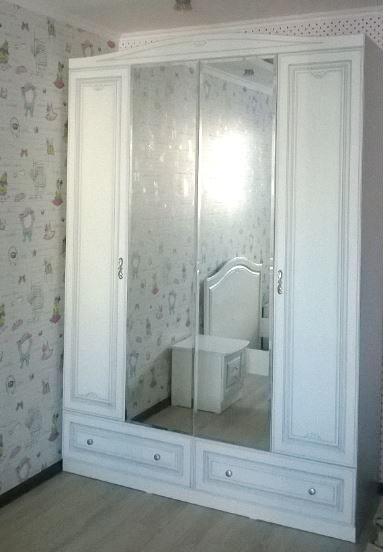 Шкаф №10 Мальвина-люкс