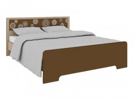 Кровать Эльза с основанием (ПД) 1