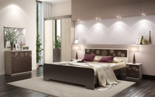 Кровать Эльза с основанием (ПД) 3