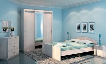 Спальня Встреча-3 (без зеркала) 1