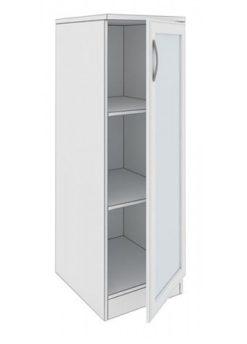 Шкаф-витрина №09 Мальвина-1 1