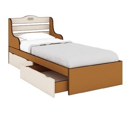 Кровать с ящиком №21 Юниор 1