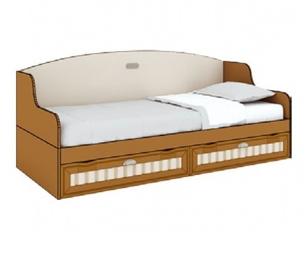 Диван-кровать с ящиком №22 Юниор 1