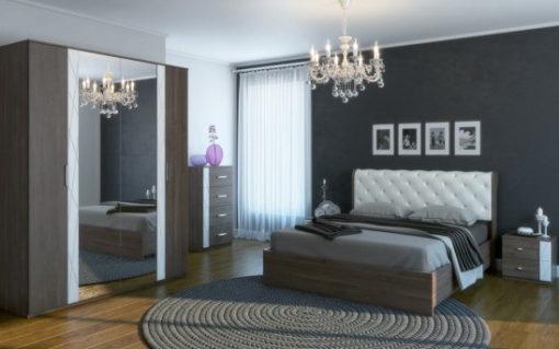 Спальный гарнитур Диаманте 1