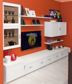 Модульная мебель для гостиной Сорренто прима 1