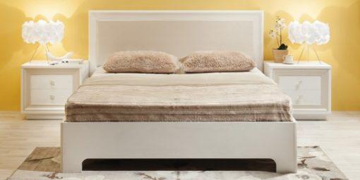Кровать-1 с подъемным ортопедическим основанием Прато 1