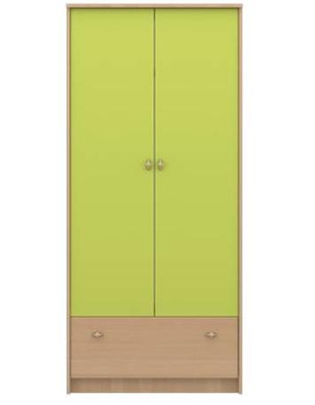 Шкаф 2х дверный Шк40 Пионер 1